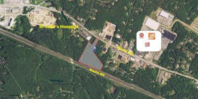Stroudsburg Residential Lots & Land For Sale: Rt 611 #b