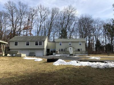 East Stroudsburg Single Family Home For Sale: 566 Fawn Rd