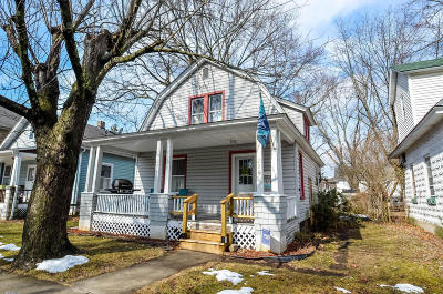East Stroudsburg Single Family Home For Sale: 116 W Broad St