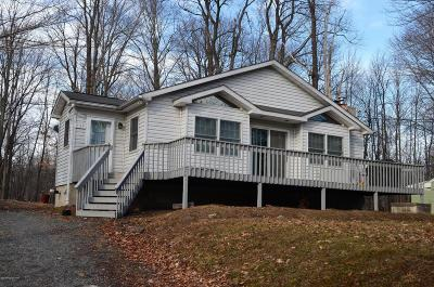 Pocono Lake Single Family Home For Sale: 233 Trout Crk