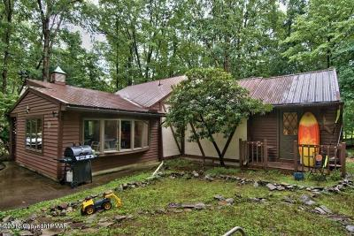 East Stroudsburg Single Family Home For Sale: 439 Hallowood Dr