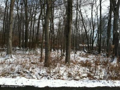 East Stroudsburg Residential Lots & Land For Sale: D 25 Poplar Lane
