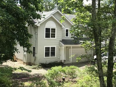 Albrightsville Single Family Home For Sale: 120 E Cherokee Trl