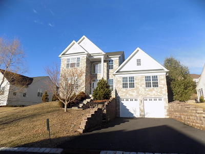 Country Club Of The Poconos Single Family Home For Sale: 3116 Pine Valley Way