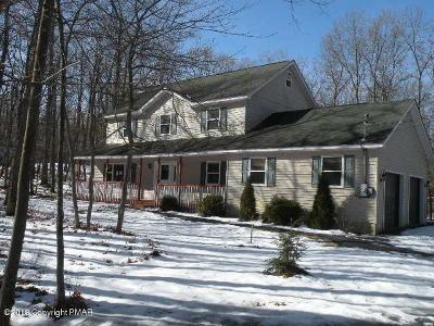Albrightsville Single Family Home For Sale: 332 Kilmer Trl