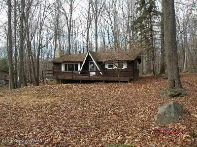 Gouldsboro Single Family Home For Sale: 13 Maple Dr