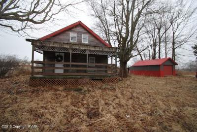 Pocono Lake Single Family Home For Sale: 2766 Locust Ridge Rd