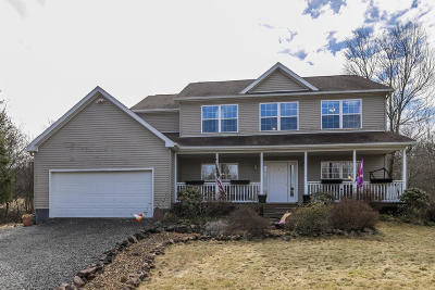 Albrightsville Single Family Home For Sale: 36 Chapman Cir