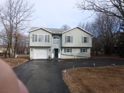 Long Pond Single Family Home For Sale: 1261 Clover Rd