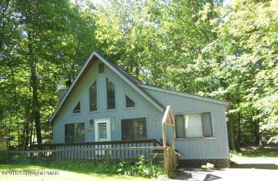 Pocono Summit Single Family Home For Sale: 3249 Willow Grove Rd