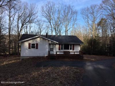 Saylorsburg Single Family Home For Sale: 118 Sleepy Hl