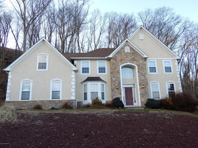 East Stroudsburg Single Family Home For Sale: 326 Shawnee Valley Dr