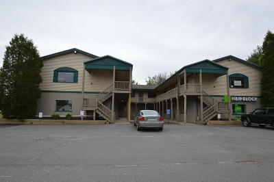 Blakeslee Commercial For Sale: 274 Route 940 Suite 7, 8, 9