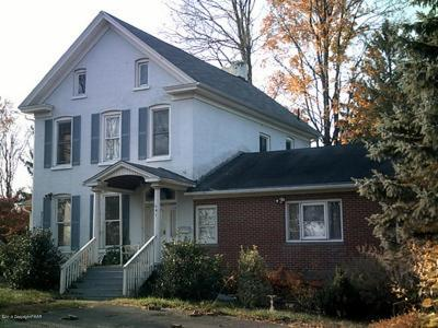 Stroudsburg Multi Family Home For Sale: N 5th St