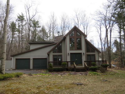 Pocono Lake Single Family Home For Sale: 110 Anna Rd