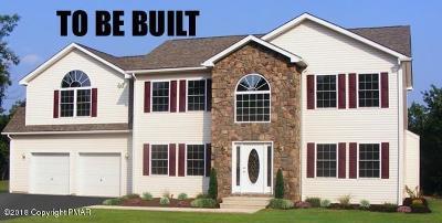 Tannersville Single Family Home For Sale: 1645 Sullivan Trl