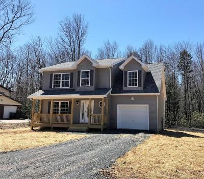 Mount Pocono Single Family Home For Sale: 3 Timberbrook Ter