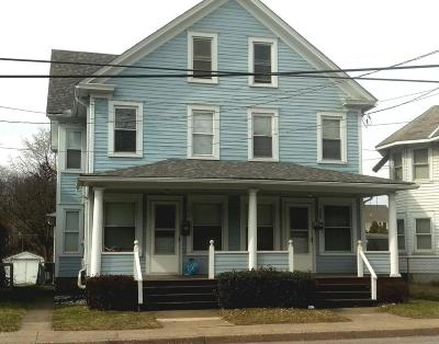 East Stroudsburg Multi Family Home For Sale: 583-585 N Courtland St