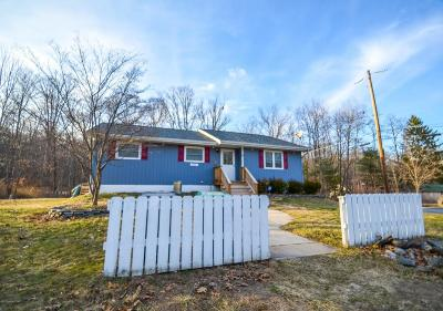 East Stroudsburg Single Family Home For Sale: 1403 Main Rd
