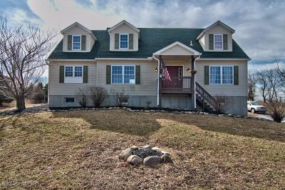 Bangor Single Family Home For Sale: 10268 Gravel Hill Rd