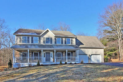 Stroudsburg Single Family Home For Sale: 1005 Fox Hollow Road