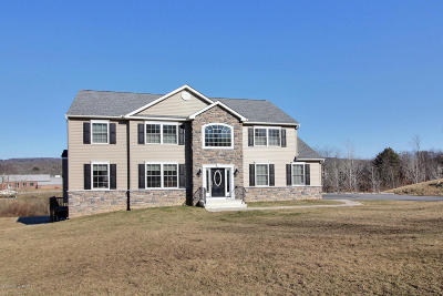 East Stroudsburg Single Family Home For Sale: 112 Milestone Dr