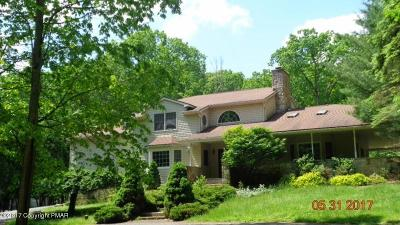 East Stroudsburg Single Family Home For Sale: 3135 Bear Swamp Rd