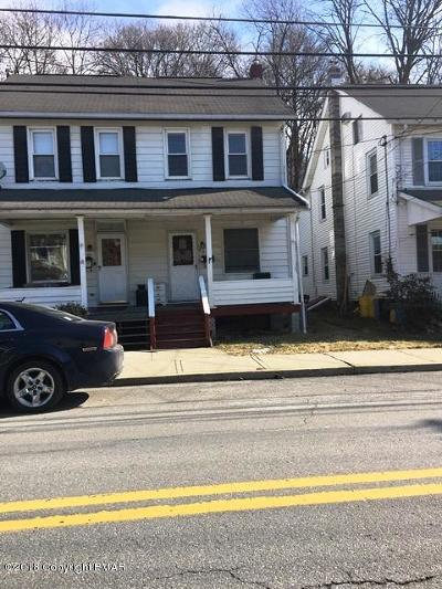 Lehigh County, Northampton County Single Family Home For Sale: 633 S Main St