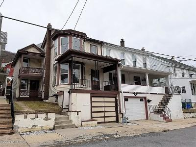 Jim Thorpe Single Family Home For Sale: 432 South Ave