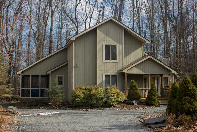 Pocono Lake Single Family Home For Sale: 170 Tommys Ln