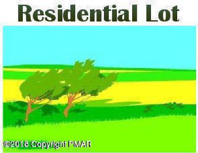 Saylorsburg Residential Lots & Land For Sale: Lake Dr