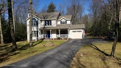 Saylorsburg Single Family Home For Sale: 18 Mossy Ln