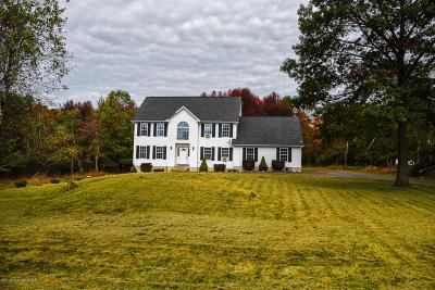 Albrightsville Single Family Home For Sale: 115 Lamsden Dr