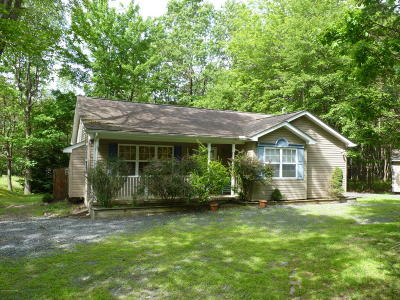 Blakeslee Single Family Home For Sale: 158 Fern Ridge Road