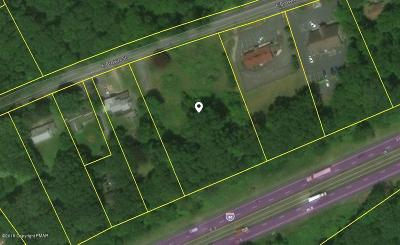 East Stroudsburg Residential Lots & Land For Sale: 365 E Brown St