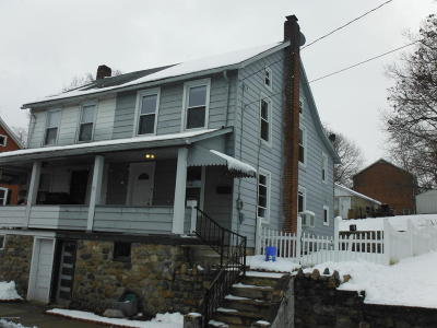 Lehigh County, Northampton County Single Family Home For Sale: 134 N 6th St