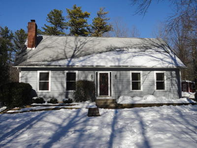 Stroudsburg Single Family Home For Sale: 304 Rustic Court