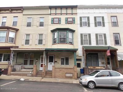 Jim Thorpe Single Family Home For Sale: 110 W Broadway