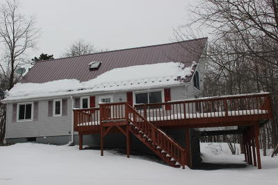 Long Pond Single Family Home For Sale: 309 Mountain Top Lake Rd