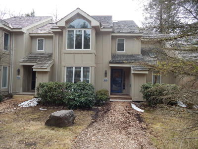 Pocono Pines Single Family Home For Sale: 424 Woods Lake Ln
