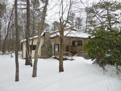 Pocono Summit Single Family Home For Sale: 6324 Laurel Rd