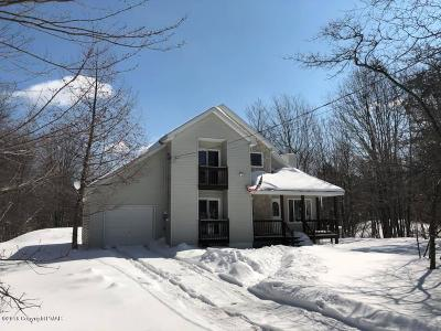 Long Pond Single Family Home For Sale: 248 Overland Dr