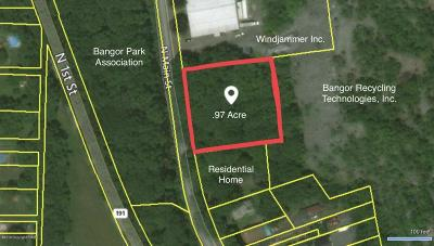 Bangor Residential Lots & Land For Sale: N Main St