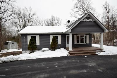 Tannersville Single Family Home For Sale: 5209 Birchwood Dr
