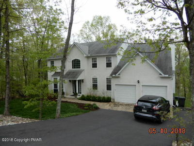 East Stroudsburg Single Family Home For Sale: 119 Outlook Ct