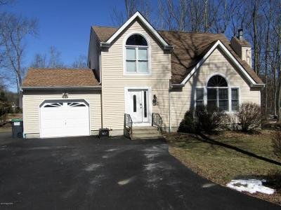 Monroe County, Pike County Rental For Rent: 267 Spicebush Drive