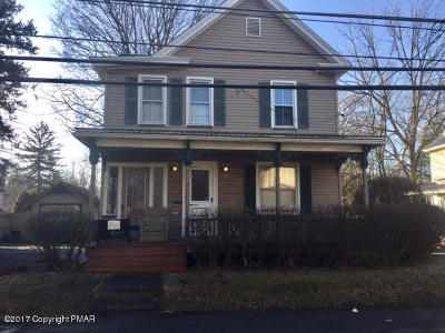 Stroudsburg Rental For Rent: 1137 W Main St