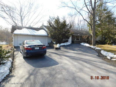 Stroudsburg PA Single Family Home For Sale: $199,900