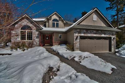 Lake Naomi, Timber Trails Single Family Home Sold: 6131 Lakeview Drive