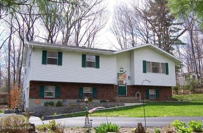 East Stroudsburg Single Family Home For Sale: 2134 Eddy Lane